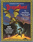 DragonQuest Role Playing Game (3rd edition)…