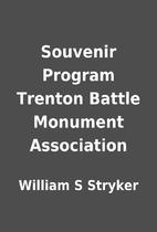 Souvenir Program Trenton Battle Monument…