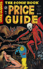 The Comic Book Price Guide: No. 11 by Robert…