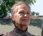 Author photo. Colleen Dewhurst 1924-1991