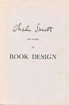 Charles Smith: his work in book design : a…