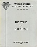 The Wars of Napolean by Albert S. Britt