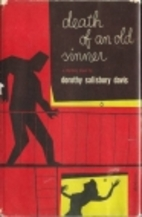 Death of an Old Sinner by Dorothy Salisbury…