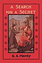 A Search For A Secret (Vol 1 of 3) A Novel…