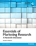 Essentials of Marketing Research, Global…