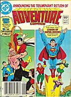 Adventure Comics No. 491 by DC Comics