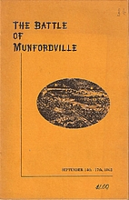 The Battle of Munfordville : September 14 -…