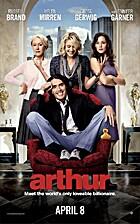 Arthur [2011 film] by Jason Winer