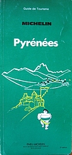 Michelin Green Guide Pyrenees by Michelin