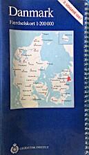 Danmark : færdselskort 1:200 000