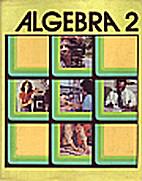 Algebra 2 by Banks Sobel