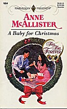 A Baby for Christmas by Anne McAllister