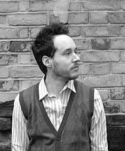 Author photo. Sam Byers (2013)