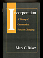 Incorporation (Chicago Original Paperback)…