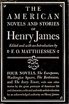 The American Novels and Stories of Henry…
