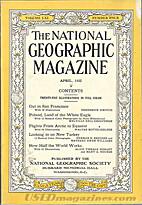 National Geographic Magazine 1932 v61 #4…