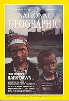 National Geographic Magazine 1991 v179 #6…