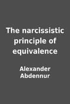 The narcissistic principle of equivalence by…