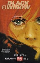 Black Widow, Vol. 3: Last Days by Nathan…
