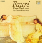Faure Piano Music by Faure