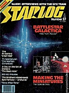 Starlog 27 by Howard Zimmerman