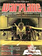 Warplane Volume 1 Issue 1 Panavia Tornado…