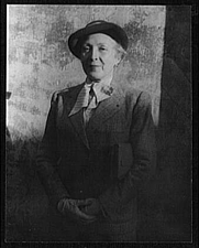Author photo. Library of Congress, Prints & Photographs Division, Carl Van Vechten collection
