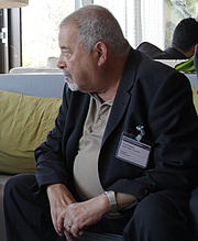 Author photo. By Αλέξης Τσίπρας Πρωθυπουργός της Ελλάδας from Greece - Συνάντηση με τους Παλαιστίνιους, Nabeel Shaath, Μέλος της Κεντρικής Επιτροπής της Φατάχ και Υπεύθυνο Εξωτερικών Σχέσεων, τον Ilan Halevi και τον Moustafa Ajouz (Συμβούλιο Σοσιαλιστικής Διεθνούς), CC BY-SA 2.0, <a href=&quot;https://commons.wikimedia.org/w/index.php?curid=47732093&quot; rel=&quot;nofollow&quot; target=&quot;_top&quot;>https://commons.wikimedia.org/w/index.php?curid=47732093</a>