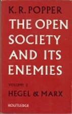 The Open Society and Its Enemies, Volume II:…