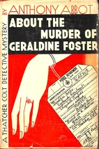 About the Murder of Geraldine Foster by…