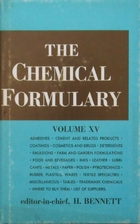 The Chemical Formulary Volume XV by H.…