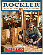 Rockler Woodworking and Hardware Catalog by…