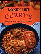 Koken met curry's by Judith Ferguson
