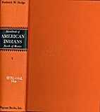Handbook of American Indians, North of…
