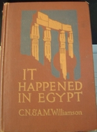 It Happened in Egypt by Charles Norris…