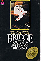 Bridge The Acol System of Bidding by Terence…