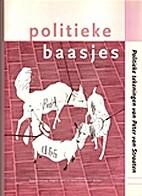 Politieke baasjes : politieke tekeningen van…