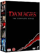 Damages. Season 1-5