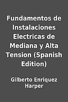 Fundamentos de Instalaciones Electricas de…