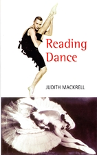 Reading Dance by Judith Mackrill