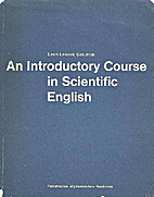 An Introductory Course in Scientific English…