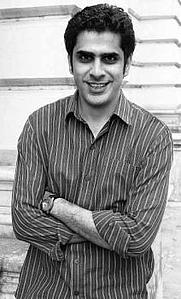 Author photo. The Hindu