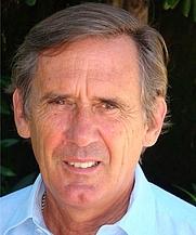 Author photo. Tony Henderson, author of the Chinese Circles books