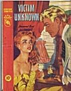 Victim Unknown (Sexton Blake Library, 384)…