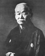 Author photo. Jigoro Kano