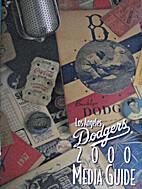 2000 Los Angeles Dodgers Media Guide by Los…