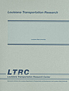 Evaluation of Louisiana's Statistically…