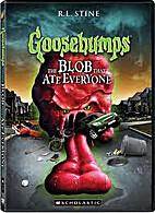 Goosebumps The Blob That Ate Everyone DVD