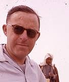 Author photo. John M Allegro