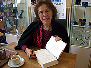 Author photo. Claire Tomalin. Photo by flickr user summonedbyfells.